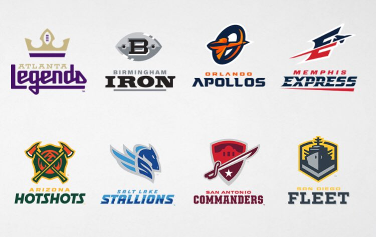 Two ways the XFL can improve upon the AAF's branding process